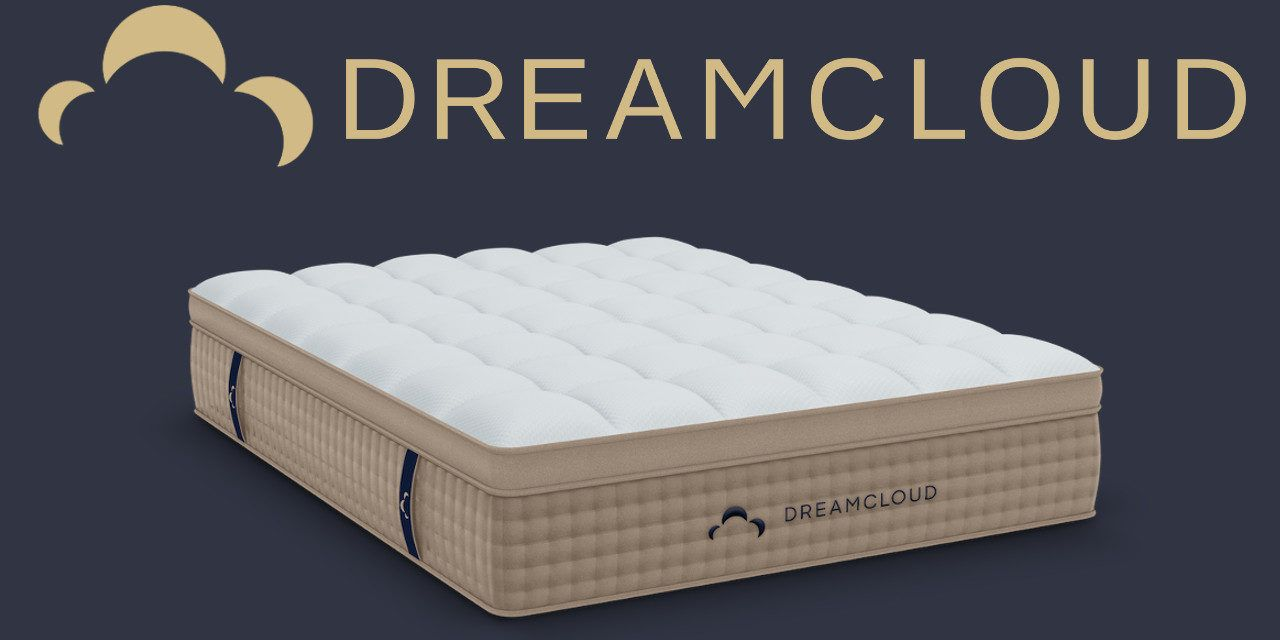 Split King Adjustable Fram And Dreamcloud Matress