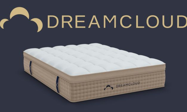 DreamCloud Bed Frame With Headboard Review